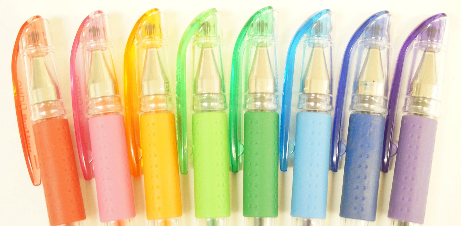 Kugelschreiber - ein klassischer Streuartikel aus der Werbeartikelbranche
